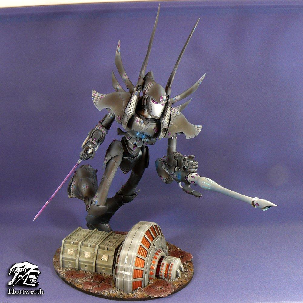Phantom Titan by Hortwerth 01