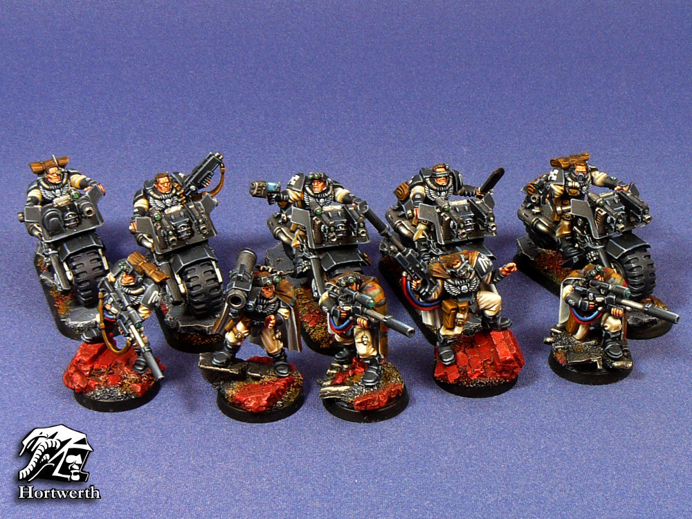Garth Warrens Ravenguard 1