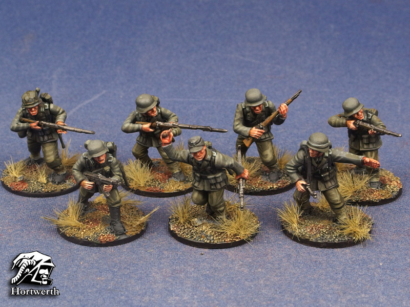 Maximus Germans Squad 1